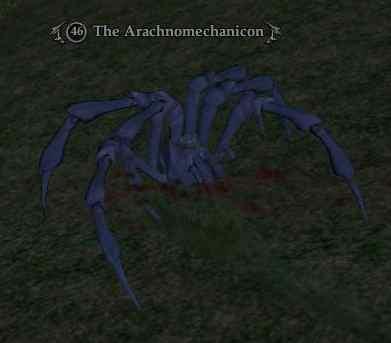 The Arachnomechanicon