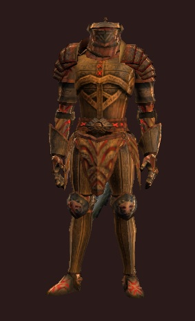 Archon's Ethereal (Armor Set)