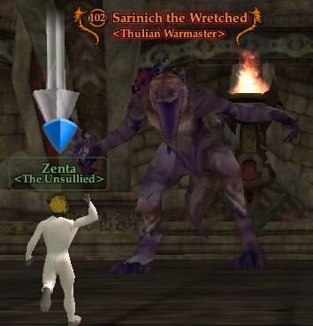 Sarinich the Wretched