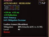 Brute's Wrathbound Arm Wraps
