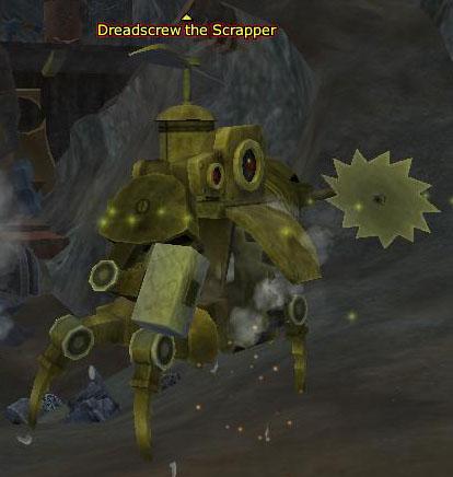 Dreadscrew the Scrapper