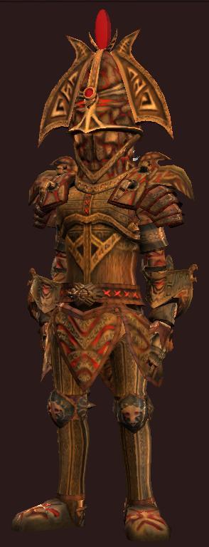 Exarch's Sacrosanct (Armor Set)