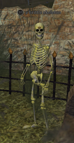 A brittle skeleton (Commonlands)