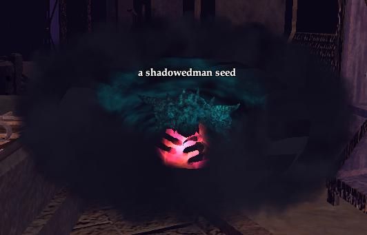 A shadowedman seed
