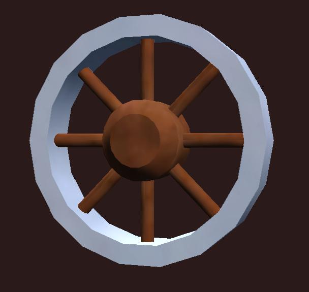 Carbonite Spin Wheel