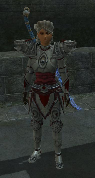 Mercenary: Lady Liae Croae