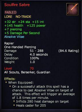 Soulfire Sabre (Version 1)