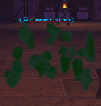 An instrument of torture