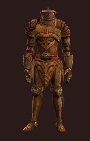 Blood Lord's Sanctorum (Armor Set)