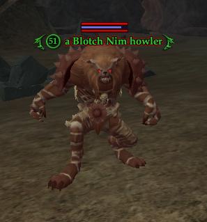A Blotch Nim howler