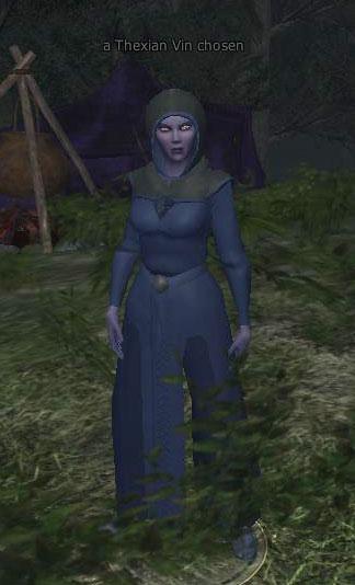 A Thexian Vin chosen