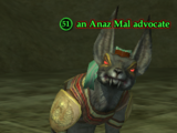 An Anaz Mal advocate (Solo)