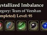 Crystallized Imbalance