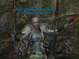 A Dartain battle cleric