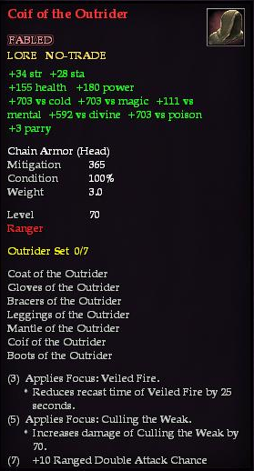 Coif of the Outrider (Version 1)