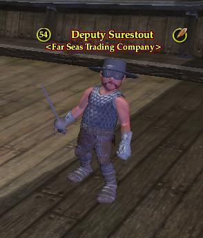 Deputy Surestout