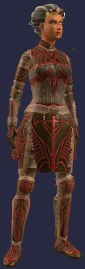 Raging Storm Set (Armor Set)