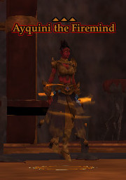 Ayquini the Firemind (Epic)