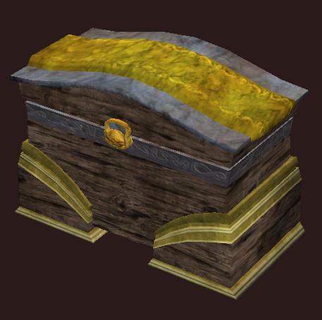 Fool's Gold Treasure Chest