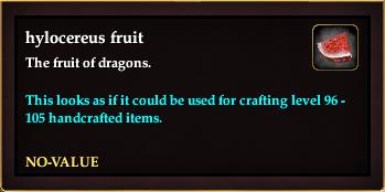 Hylocereus fruit