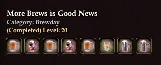 More Brews is Good News