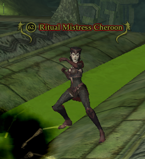 Ritual Mistress Cheroon