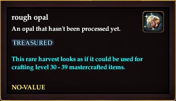 Rough opal (Crate Reward)