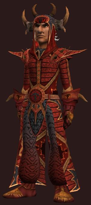 Elementalist's Seraphic (Armor Set)