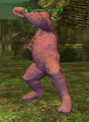Golemic archon