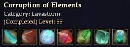 Corruption of Elements (Collection)