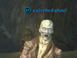 A glyphed ghoul