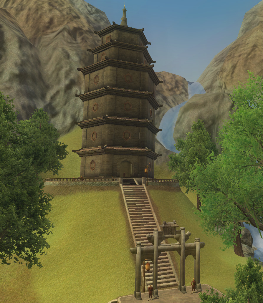 Tower of the Four Winds