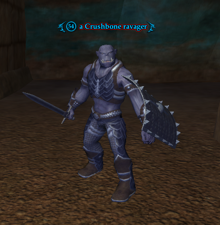 A Crushbone ravager