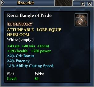 Kerra Bangle of Pride