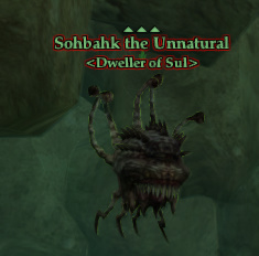 Sohbahk the Unnatural