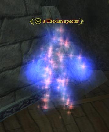 A Thexian specter