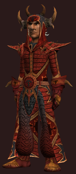Occultist's Seraphic (Armor Set)