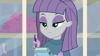 Maud Pie still wearing a blank expression EGDS1