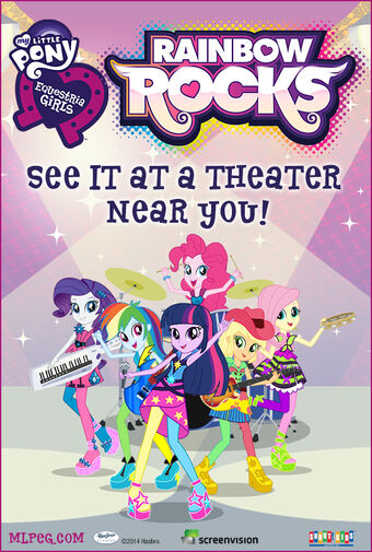 My Little Pony Equestria Girls Rainbow Rocks My Little Pony Equestria Girls Wiki Fandom