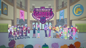 Friendship Games 'The Friendship Games' music video cover.png