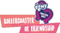 Rollercoaster of Friendship Logo