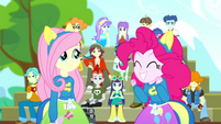 """Pinkie Pie """"what better way to spend"""" SS4"""