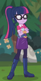 Twilight Sparkle in MLPEG Shorts