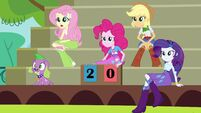 Main 5 and Spike scoreboard two-zero