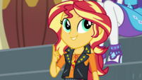 """Sunset Shimmer """"an uncontrollable boost"""" EGDS5"""