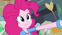 Pinkie Pie innocent smile