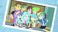 Photo of Rainbow Dash and the chess club EGDS4