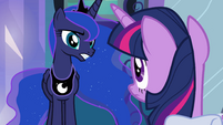"""Luna """"time is of the essence"""" EG"""