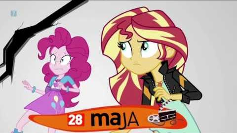MLP Equestria Girls - Magia Lustra (Mirror Magic) - Promo English CC