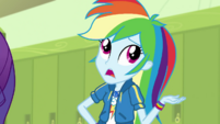 """Rainbow Dash """"you're only in one club"""" EGDS4"""